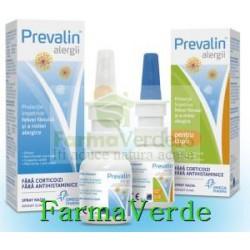 Prevalin Spray Alergii Adulti 20 ml Hipocrate