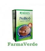 ProBio 6 bacterii probiotice 30 Capsule Vegetale Beres