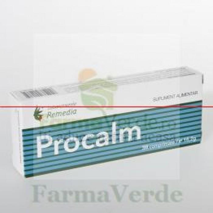 Procalm 150mg 30 cpr Remedia