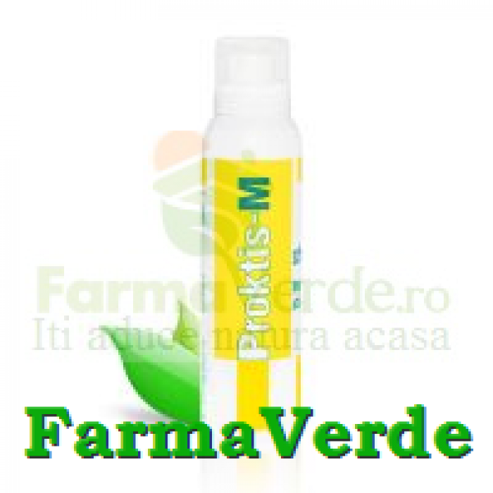 Proktis M Hemoroizi Spuma 150 ml NaturPharma