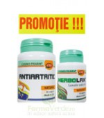 PROMO! Antiartritic 30 Cps+Herbolax 10 Cps GRATIS! Cosmopharm