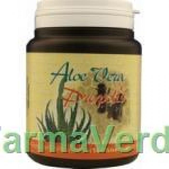 Aloe Vera & Propolis Regleaza Tranzitul 200 capsule Medica