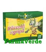 Propolis C Raceala si Gripa 20 capsule Fiterman Pharma