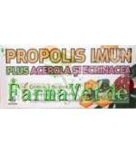 Biofarm Propolis Imun + Echinacea Si Acerola 20Cpr