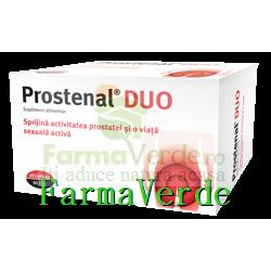Prostenal Duo Sprijina Activitatea Prostatei 60 cps Walmark