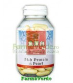 NOU! Proteine din Peste 100 Capsule Sanye L&L Plant Advancemed