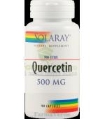 QUERCETIN 500 mg Antioxidant 90 capsule Solaray Secom