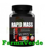 Rapid Mass 900 gr (Capsuni,Banane si Vanilie) Natural Plus