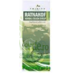 Ratnakof Herbal Cough Sirop 100 ml Trinity Pharma