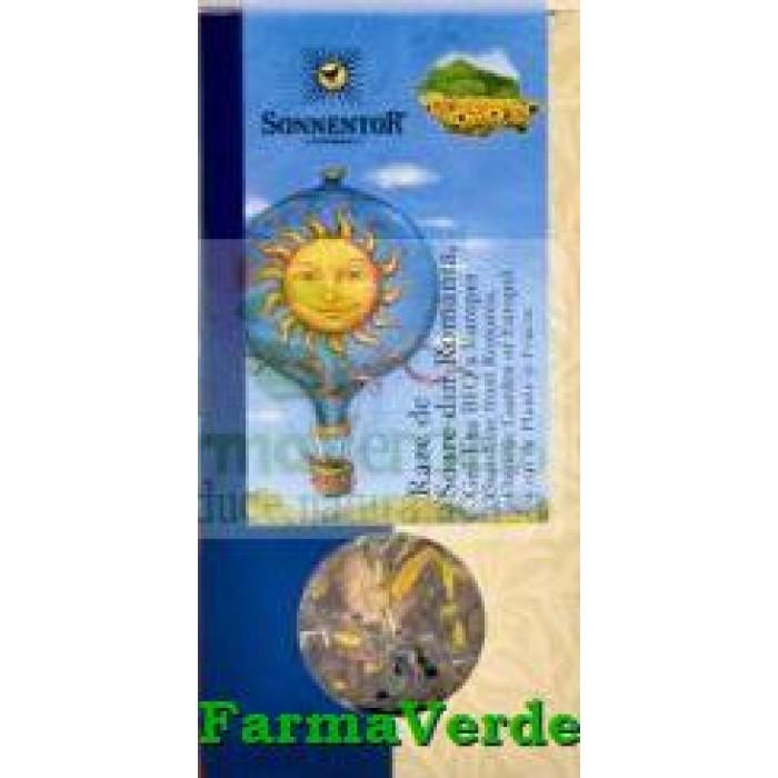 Ceai Raze de Soare din Romania,Gradina BIO a Europei 70 gr