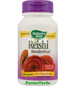 Reishi SE antitumoral Ciuperca 100 Capsule Nature's Way Secom