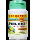 PROMO!! RELAX NO STRESS 10+10 capsule GRATIS! Cosmopharm