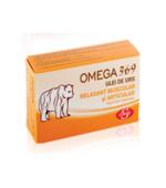 Omega 3-6-9 Relaxant Muscular&Articular Ulei de Urs 30 capsule