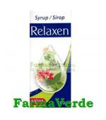 Relaxen Sirop 100 ml Silvanols