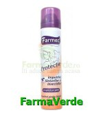 Repelent pentru tantari si insecte 75ml Farmec