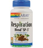 Respiration Blend 100cps (afectiuni respiratorii) Solaray-Secom