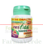 PROMO! Resvida Resveratrol 50 mg 30+10 cpr GRATIS!Cosmopharm