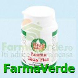 Reuma Bios Flex gel 125gr Bios Natura