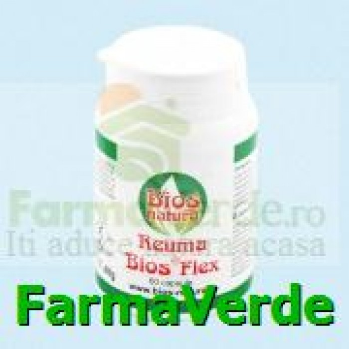 Reuma Bios Flex 60 capsule Bios Natura