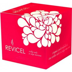 REVICEL 200 ml Anticelulitic Ardei Iute+Alge Marine GMP
