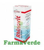Rhinovit spray apa de mare 30 ml Farma Class