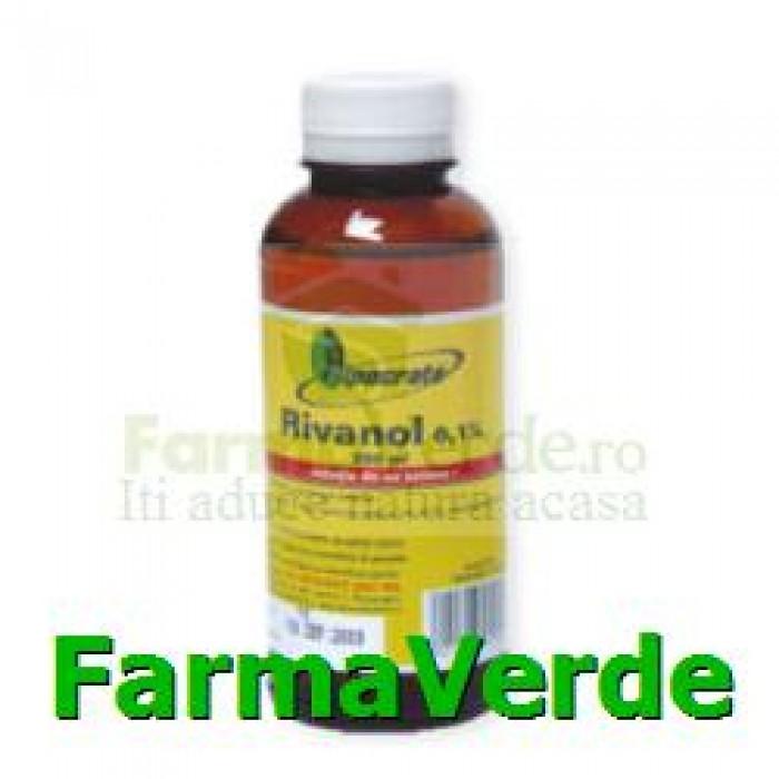 Rivanol 0,1% 200ml Hipocrate