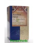 Ceai Rooibos Sarut de Ciocolata BIO 20 dz Sonnentor
