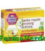 ROYAL JELLY+GINSENG+ACEROLA 10 fiole Vitarmonyl