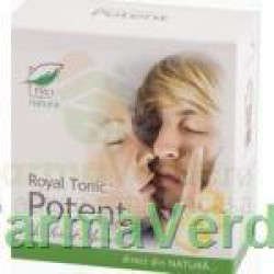 Royal Tonic Potent 40 capsule Medica ProNatura