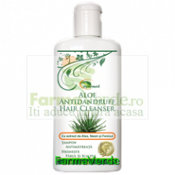 Sampon Antimatreata Aloe Hair Cleanser 200 ml Ayurmed