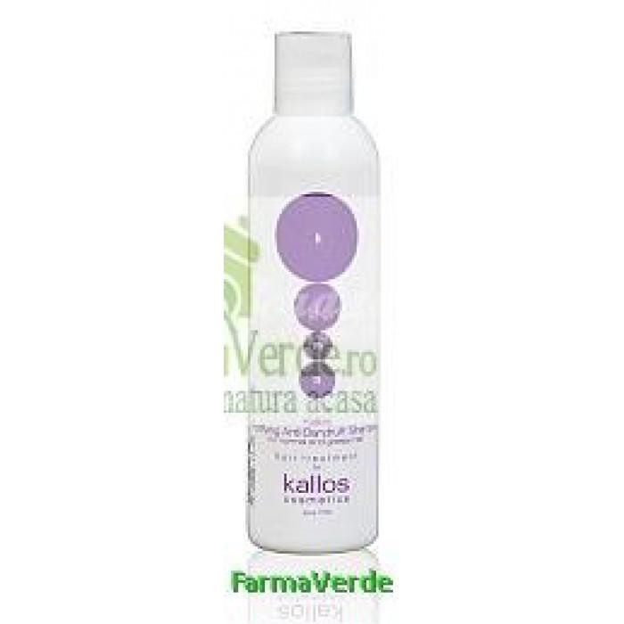 Sampon contra matretii 500 ml Kallos Cosmetice