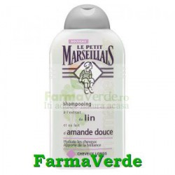 Sampon pentru par normal Le Petit Marseillais Migdale & In 250ml