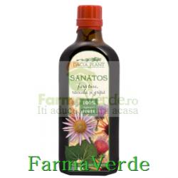 Tinctura Sanatos 200 ml Dacia Plant