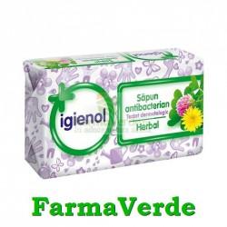 Igienol sapun solid antibacterian herbal 100 gr