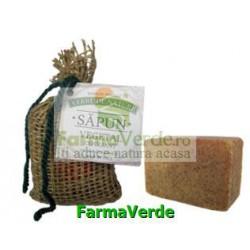 Sapun Exfoliant Fabricat Manual 100 g Manicos