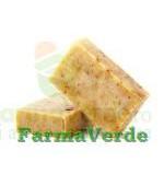 Sapun Natural cu Lamaie,Portocala,Goji 90 gr Deja Vu