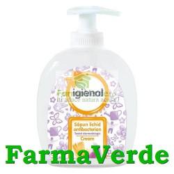 Igienol Sapun Lichid Antibacterian Cream 300 ml Interstar