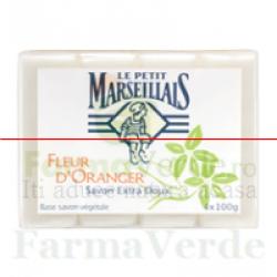 Sapun cu Portocale Blossom 90 gr Le Petit Marseillais