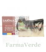 Sapun Natural cu Scortisoara si Cacao 90 gr Savonia