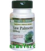 Saw Palmetto 450 mg 30 cps pentru sanatatea prostatei Walmark