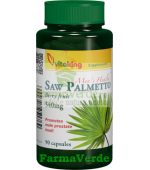 Extract de palmier pitic (Saw palmetto) 540 mg 90 cps Vitaking