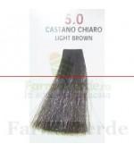 SEMI DI LINO&ARGAN Vopsea de par COLOR CREAM 5.0 light brown