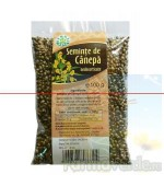 Seminte de Canepa Nedecorticate 100 gr Herbavit