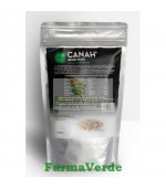Seminte decorticate de canepa BIO 300 gr Canah International