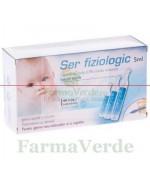Ser fiziologic 40 doze 5 ml Solacium Pharma