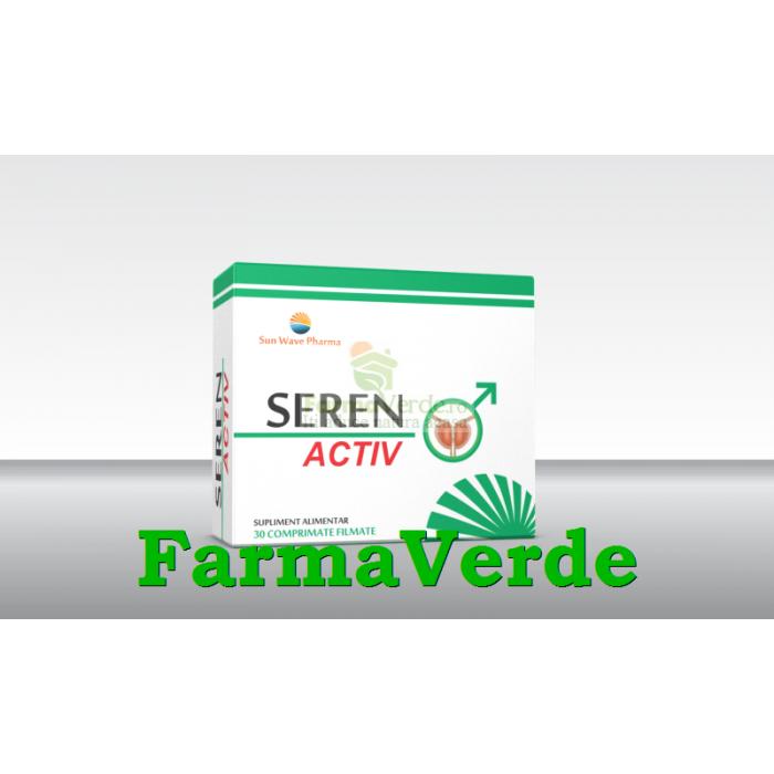Seren Activ 30 capsule Sun Wave Pharma