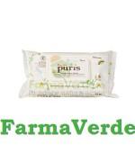 Servetele Umede Copii Ulei de Avocado si Aloe Vera 72 buc Puris