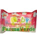Servetele Umede Pentru Copii cu Capac Roz Monuk 72 buc Flm Group