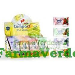Servetele Umede Fructate 15 buc Ultra Compact Trans