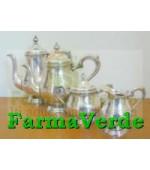 Set Pentru Ceai Silver Star Solaris Plant
